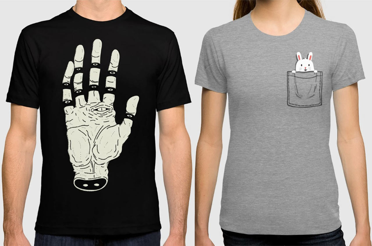 Fresh From The Dairy: Tees