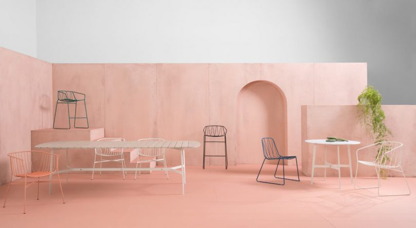 Tom Fereday Creates Outdoor Collection for SP01