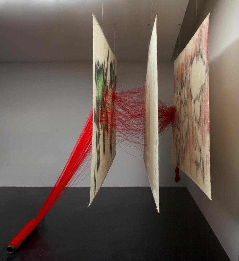 victoria-manganiello-woven-painting-2