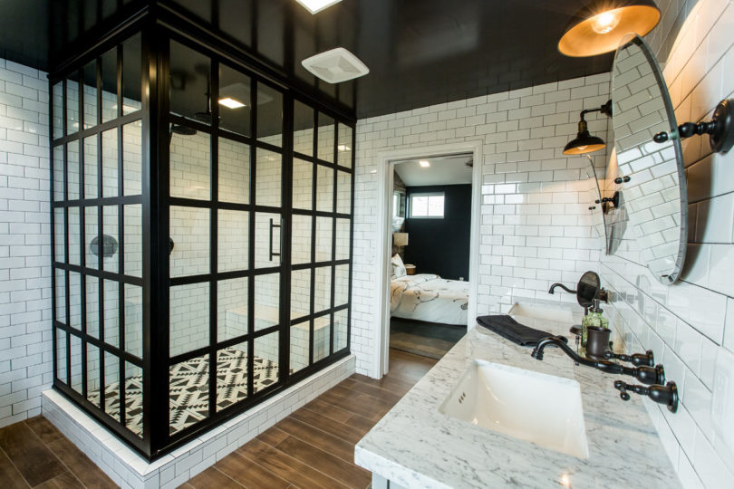 If you\u0027re not familiar with Coastal Shower Doors take a look at some of their doors installed. & Coastal Shower Doors Launches Modern Shower Doors by Bobby Berk ... Pezcame.Com