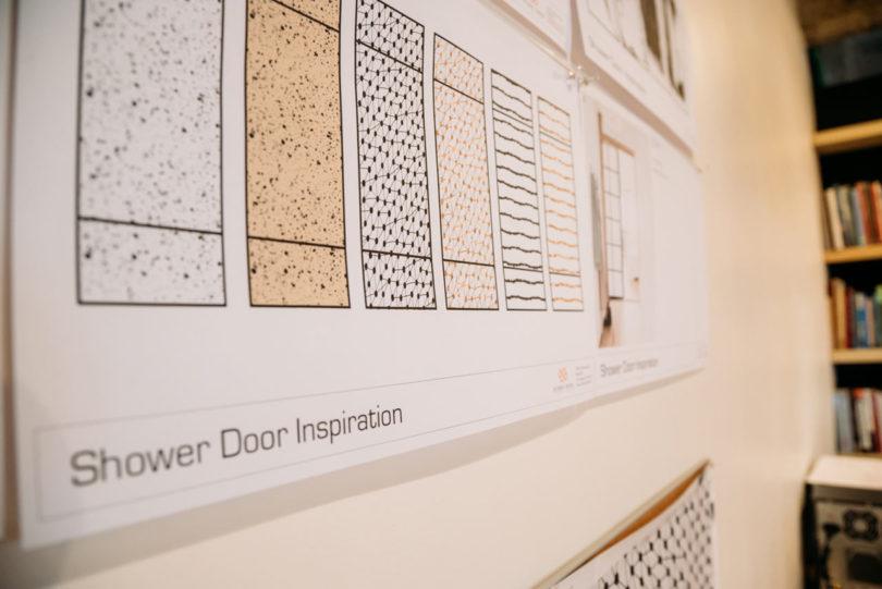 coastal shower doors launches modern shower doors by bobby berk design milk