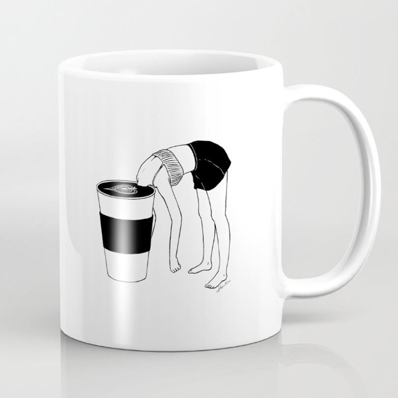 Bring it On, 2017! Coffee Mugs from Society6 - Design Milk
