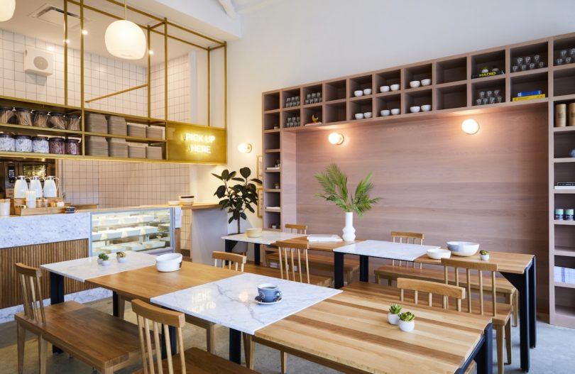 ASH NYC Designs Rye Brook's New Dig Inn Eatery