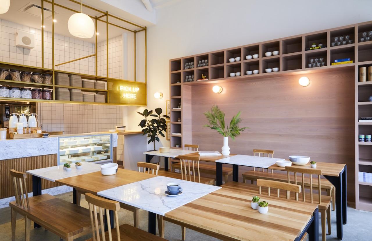 ASH NYC Designs Rye Brook's New Dig Inn Eatery