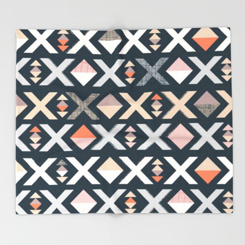 10 artist designed blankets that will keep you nice warm design milk
