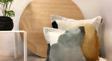 A Pillow Collaboration Between Federico Churba and AGAVE