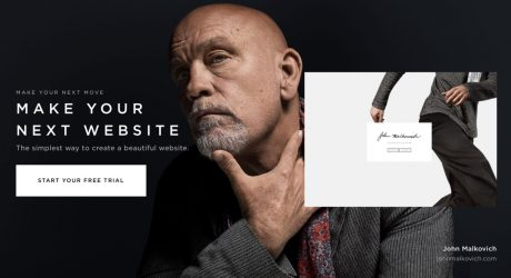 Make Your Next Move with Squarespace