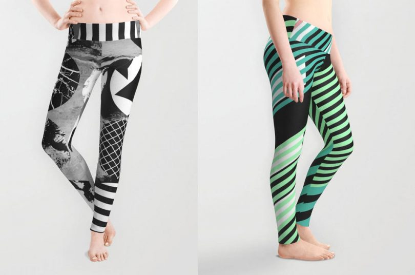 Fresh From The Dairy: Leggings