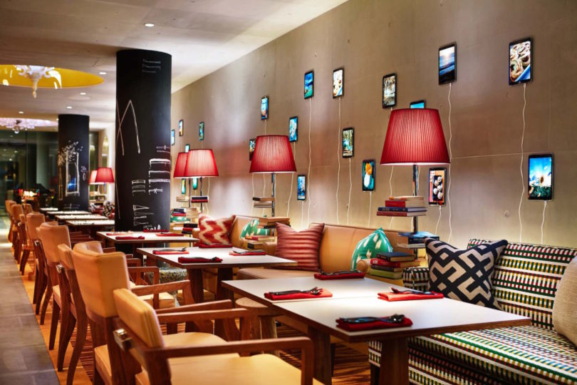 Modern millennial memorable the m social hotel in for Design hotel singapore
