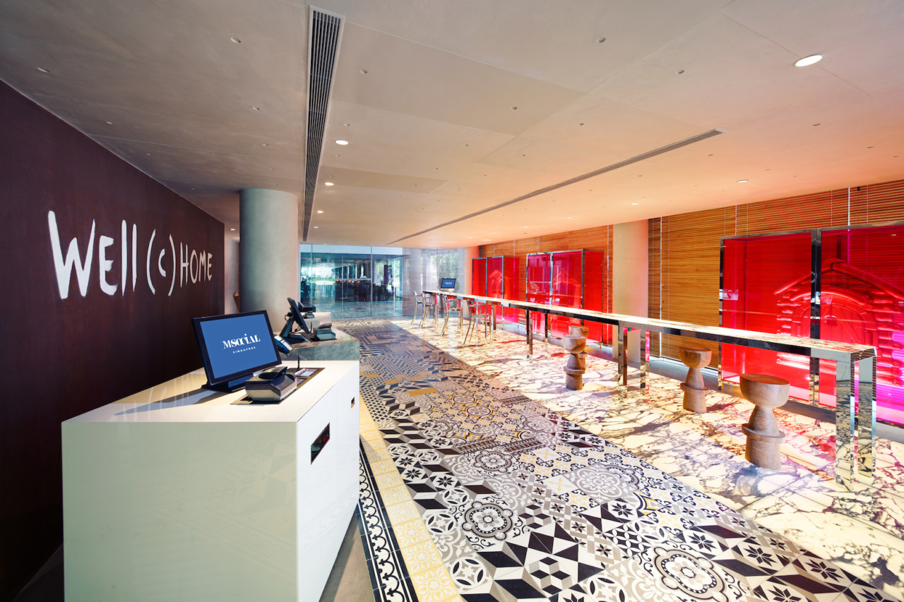 Modern, Millennial, Memorable: The M Social Hotel in Singapore