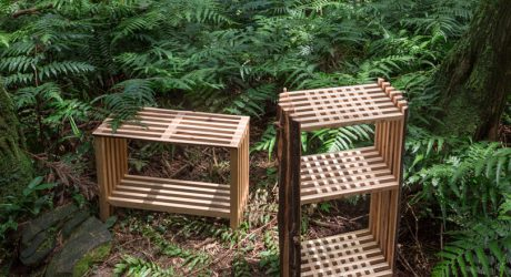 Second Nature Sees Wood Waste as a Feature Instead of a Flaw