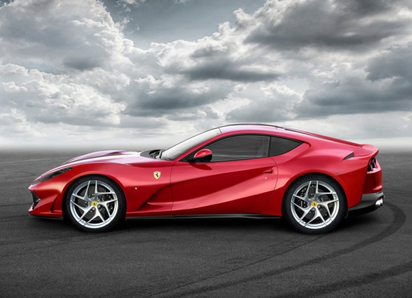 Ferrari 812 Superfast: The Name Says It All