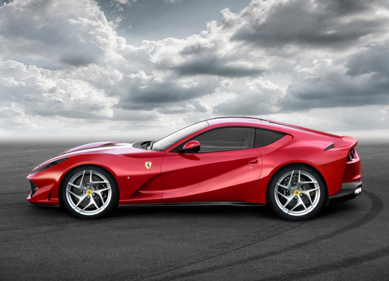Ferrari 812 Superfast: The Name Says It All