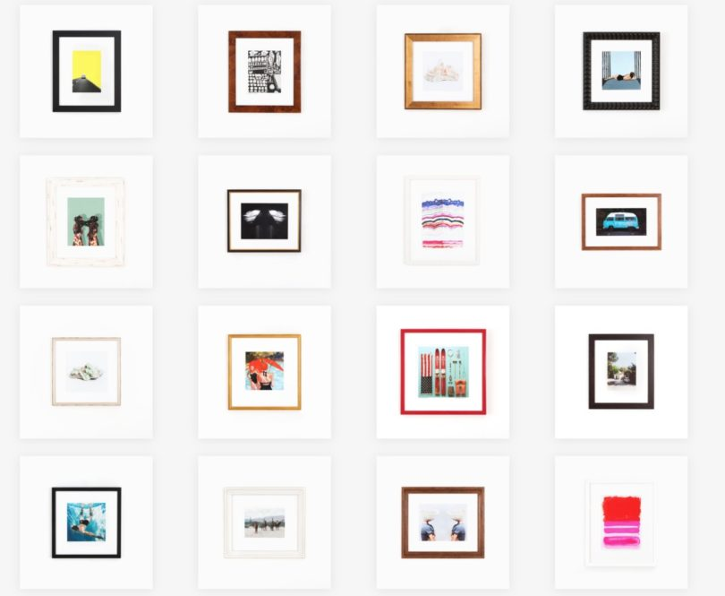 5 Online Custom Framing Services for the Art and Design Lover ...