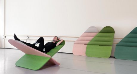 A Sculptural Seat Designed for Daydreaming