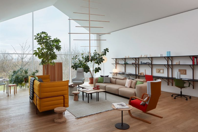 Jasper Morrison's Ambient Installation at VitraHaus