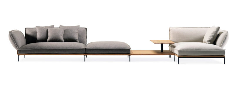 Jord: A Modular Sofa That Blends Italian and Swedish Roots ...