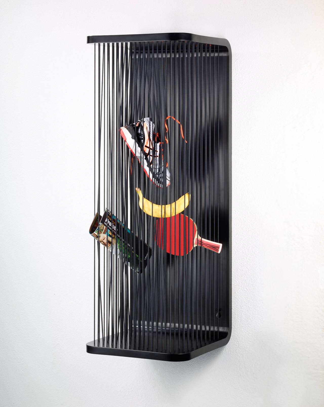 Nest: Wall Storage with a Playful Twist