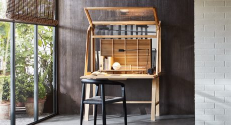 Secretello Reinvents the Secretary Writing Desk