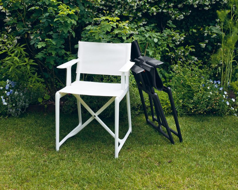 Philippe Starck Reimagines the Director's Chair for Magis
