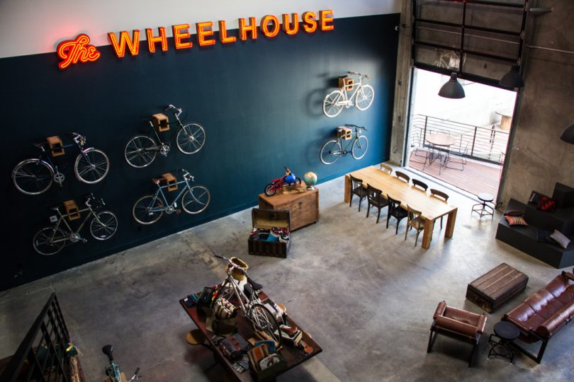 The Wheelhouse: Bringing Together Bicycles and Coffee