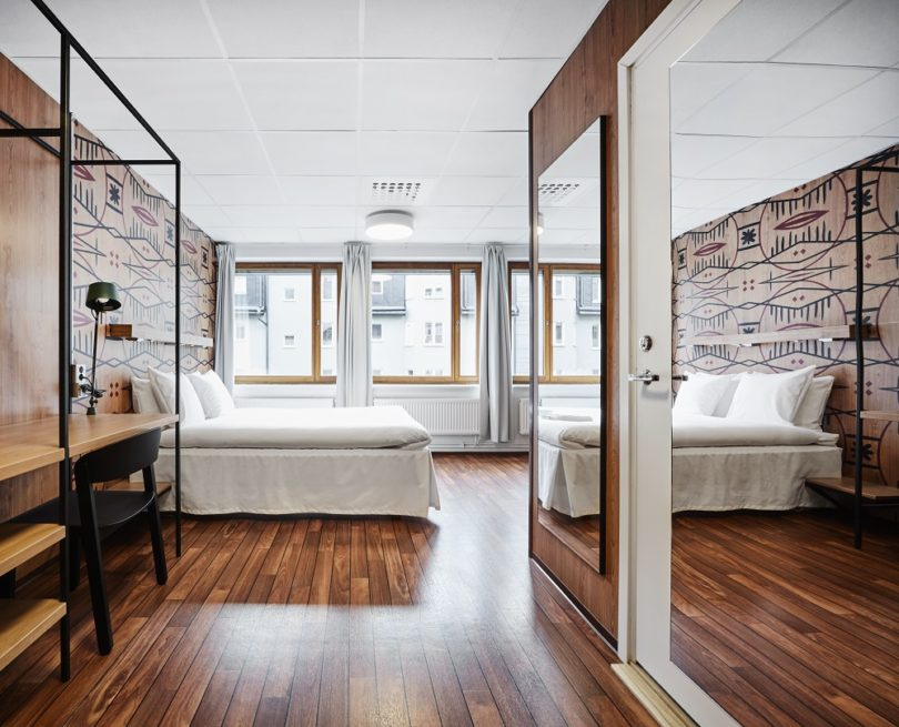 Generator hostels affordable accessible and incredible for Hostel design