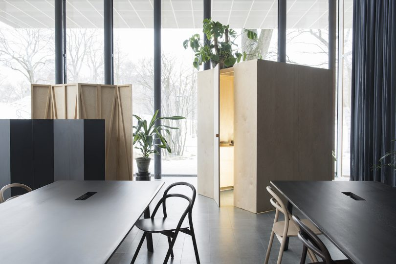 Hem HQ and Showroom by Förstberg Ling