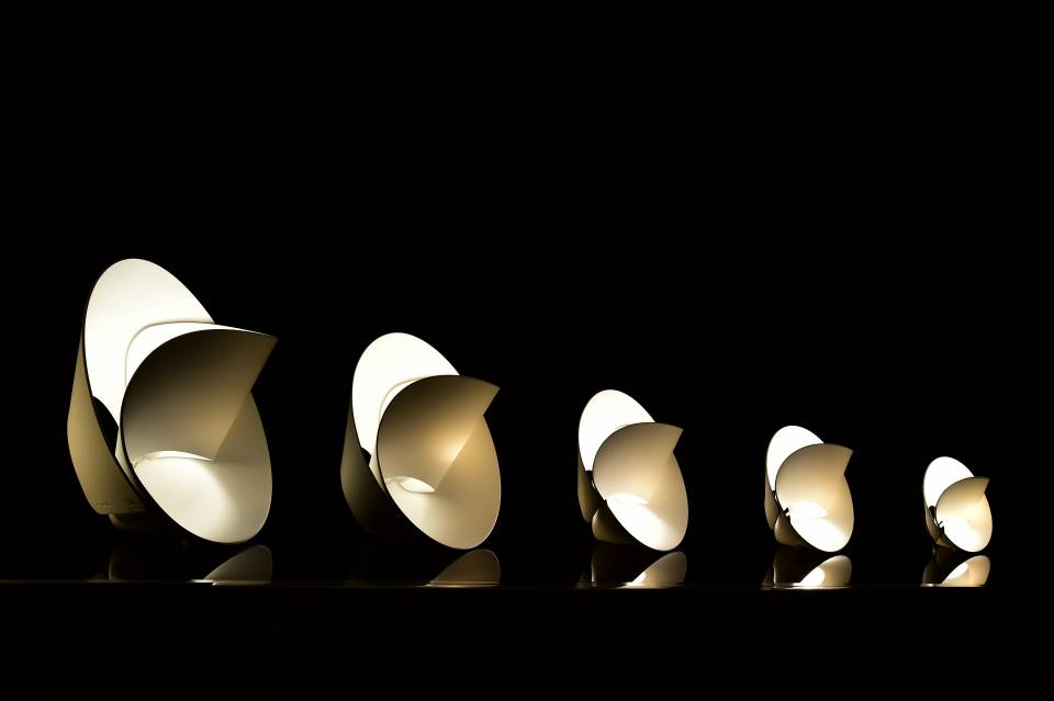 Just In Time For Spring: The Tulip Lamp