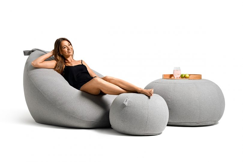 The Bean Bag Reinvented: Lujo