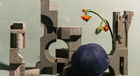 Larose Paris X David Umemoto Brutalist Concrete Vases