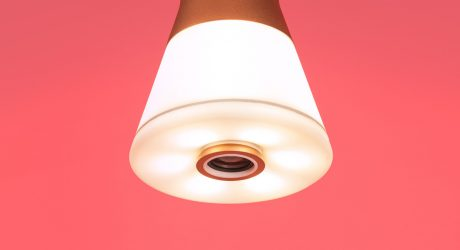 Filo Modular LED Light Bulb Lets Your Plug In Features