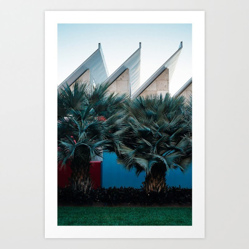 Arte Design In Los Angeles Images: La-La-Loving Prints From Society6