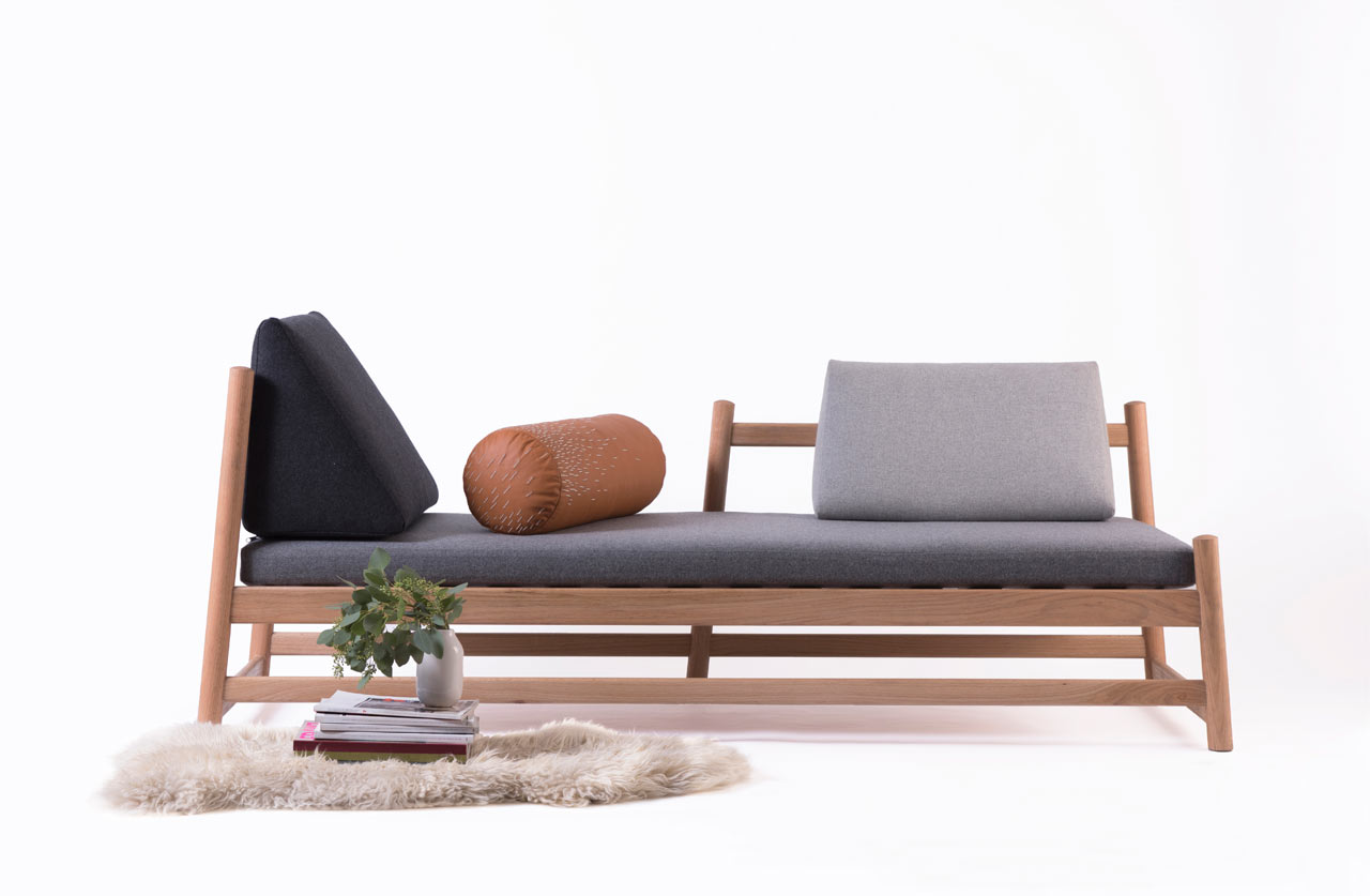 Pita: A Modern, Multifunctional Daybed For Any Room