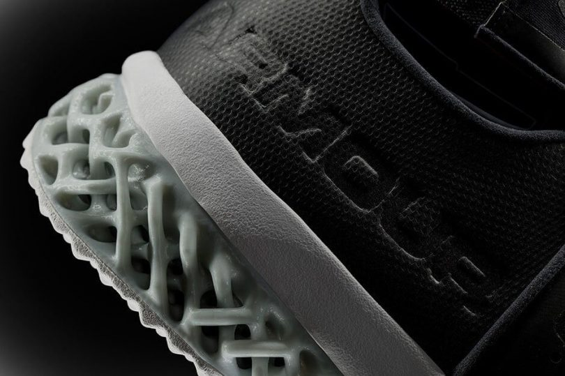 The UA ArchiTech Futurist Floats Atop 3D Printed Midsoles