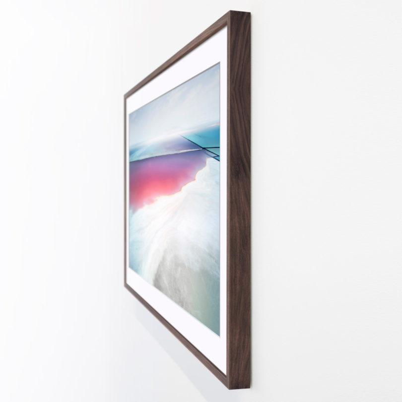 Samsungs The Frame By Yves Bhar Displays Artful Content Design