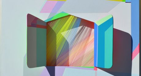 Artist Xuan Chen's Wall Sculptures Explore Light and Space Movement
