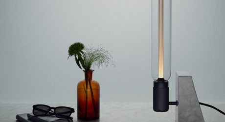 Get 'Stoned' With Buster + Punch's LED Table Light