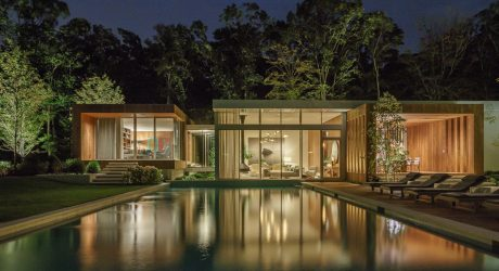 A Modern East Hampton Home Gets a Dramatic Renovation