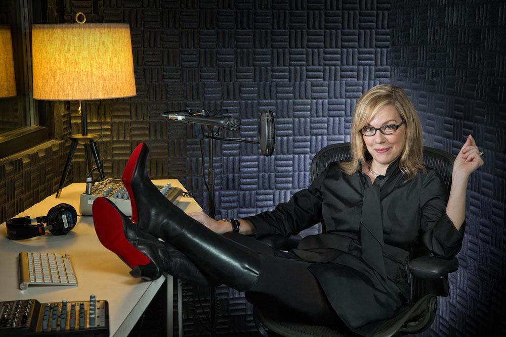 Listen to Episode 27 of Clever: Debbie Millman