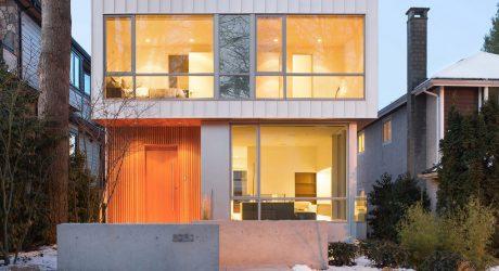 Folded House by Scott Posno Design