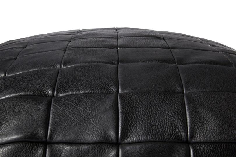 Large Leather Floor Pillows : Oversized Leather Floor Pillows from KILLSPENCER - Design Milk