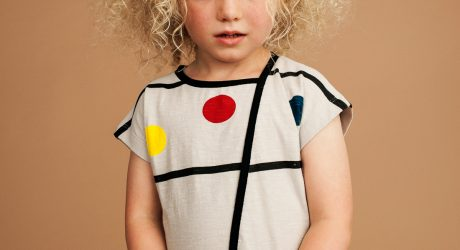 Modern, Colorful Clothes For Kids From Kidscase