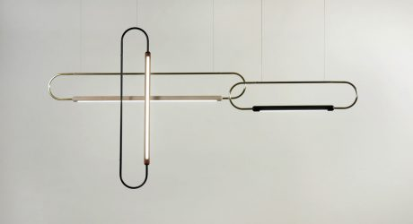 Link Pendant by hollis+morris