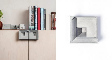 Mirage: A Collection of Architecturally-Inspired Handles and Knobs