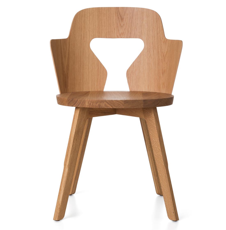 The Stammplatz Chair Designed By Alfredo Häberli