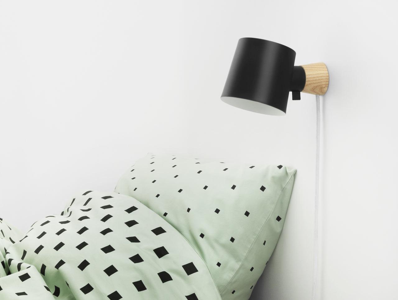 Rise Wall Lamp from Normann Copenhagen