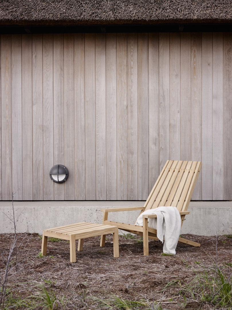 Best Between Lines is the quintessential deck patio chair with its low relaxed seating settling you in for peaceful relaxation Inspired by the traditional