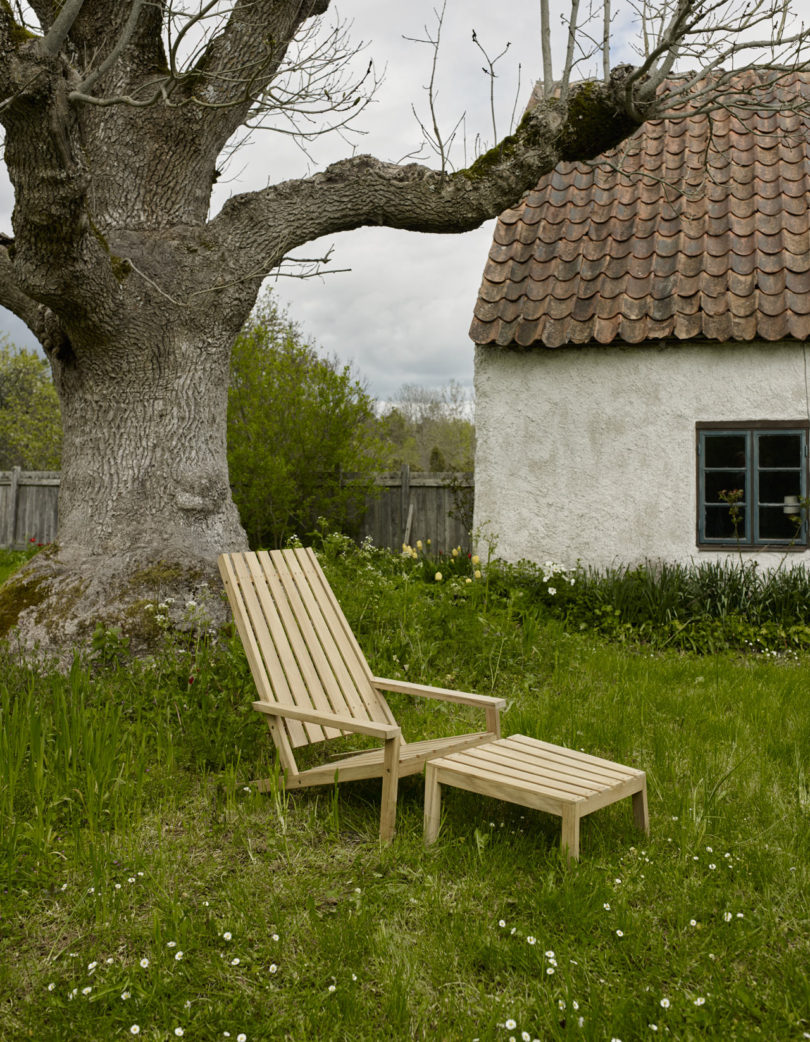 New Wooden Outdoor Furniture From Skagerak Design Milk