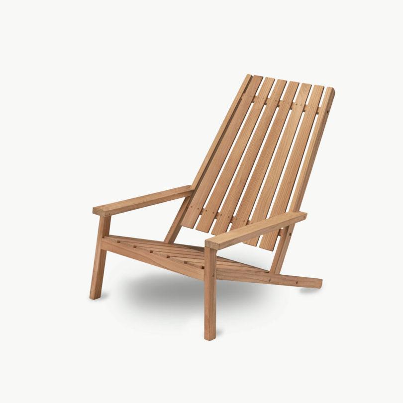 New Wooden Outdoor Furniture From Skagerak Design