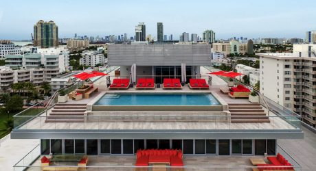 A Jaw-Dropping, Oceanfront Penthouse in Miami Beach